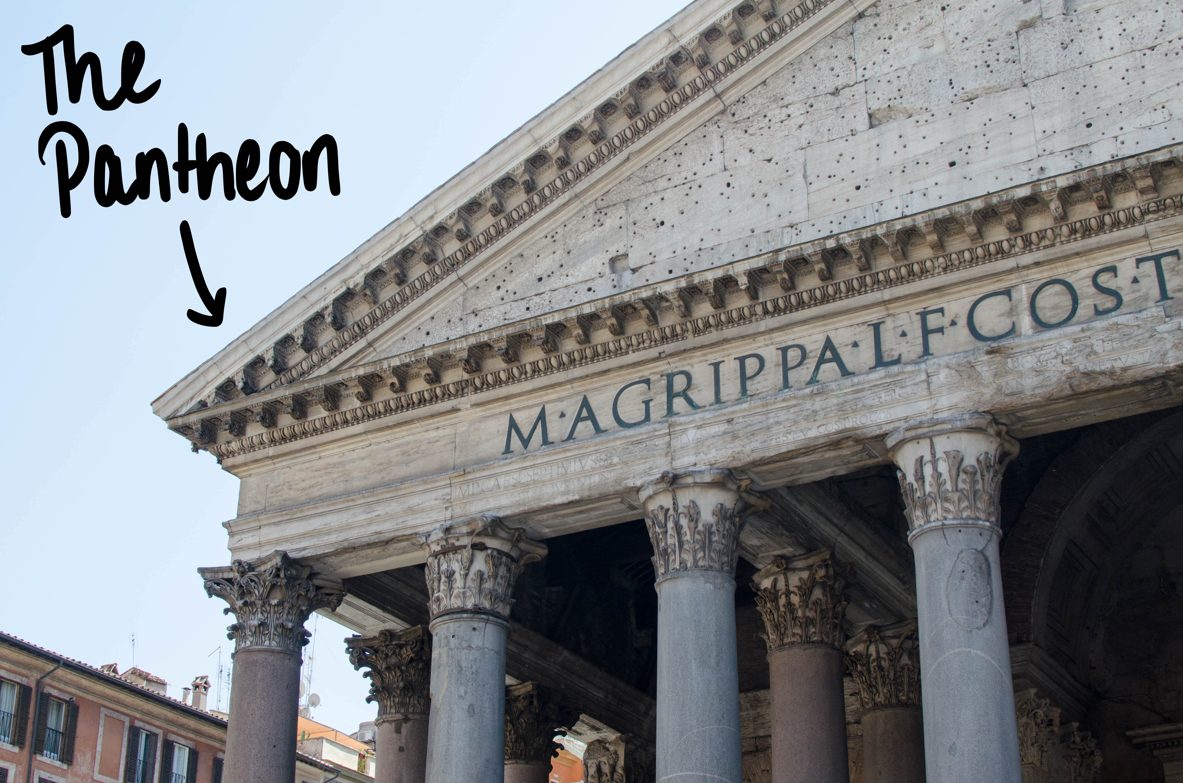 How to spend 96 hours in Rome, over on carryoncaroline.com